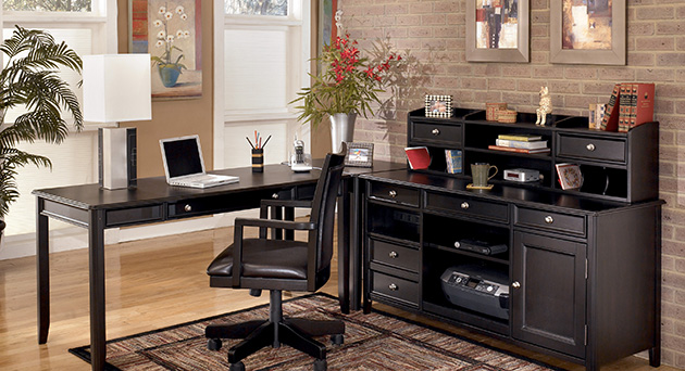Home Office Living Room Center